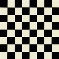 BAROQUE CHECKERBOARD